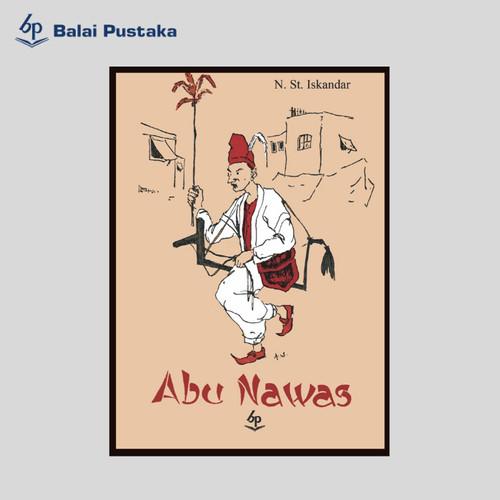 Foto Produk Abunawas HC - Nur St. Iskandar dari Balai Pustaka