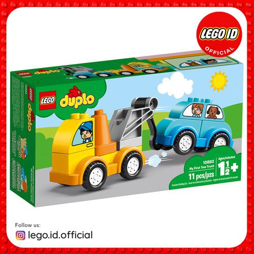 Foto Produk LEGO DUPLO - 10883 - My First Tow Truck dari LEGO ID