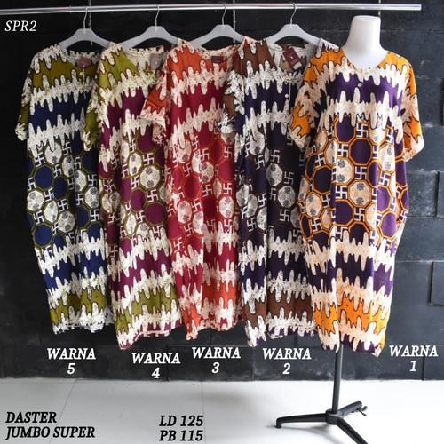 Foto Produk Daster Baju Tidur Jumbo Super Batik Pekalongan 2 dari Rumah Batik Pekalongan 2