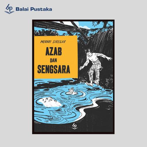 Foto Produk Sastra Klasik Heritage (Hard Cover) Azab dan Sengsara-Merari Siregar dari Balai Pustaka