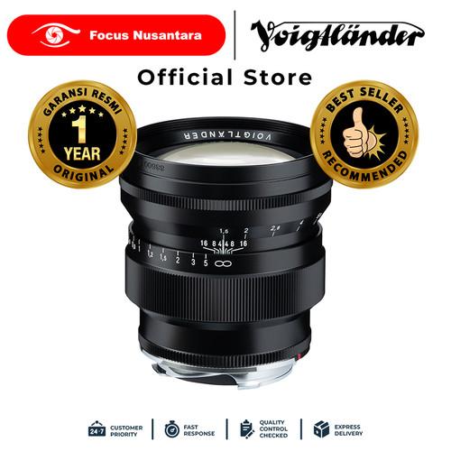 Foto Produk VOIGTLANDER LENS F1.5/75MM VM NOKTON dari Focus Nusantara