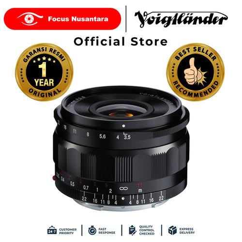 Foto Produk VOIGTLANDER LENS F3.5/21MM E-MOUNT COLOR-SKOPAR dari Focus Nusantara
