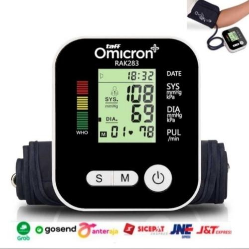 Foto Produk Tensi Darah Digital Alat Ukur Tekanan Darah RAK283 dari Putra Jaya88