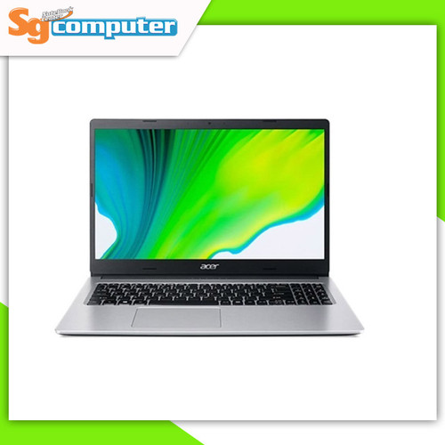 Foto Produk ACER Aspire A314 22 R2C4 RYZEN 3 3250 4GB 256GB 14'' WIN10+OHS Silver dari SG Computer Jogja
