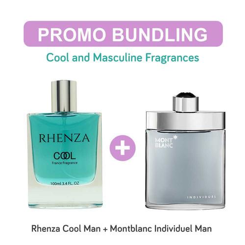 Foto Produk Promo Bundling - Cool and Masculine Fragrances dari Rumah Parfum