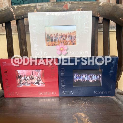 Foto Produk IZ*ONE - Mini Album Vol.4 [One-reeler / Act IV] IZONE dari Dharu Elfshop