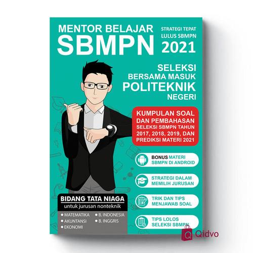 Foto Produk Buku Soal SBMPN dan Pembahasan Tata Niaga 2021 - Mentor Belajar SBMPN dari Qidvo