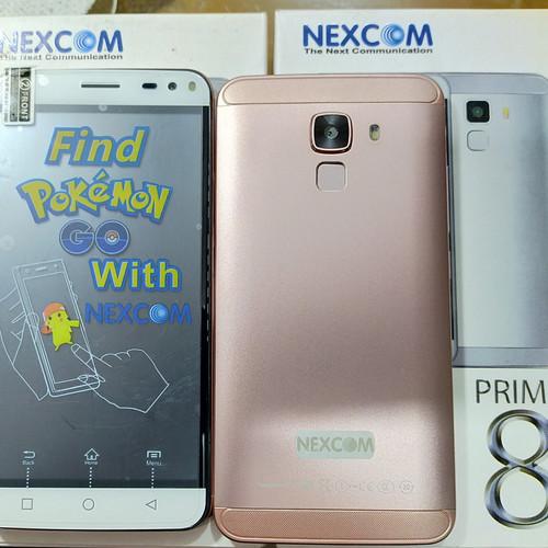 Foto Produk nexcom a1000 new 4G LTE android murah - Prime 8 4G ram2 dari jitu ponsel