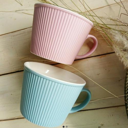 Foto Produk Mug Keramik ulir Jumbo size dari Namaste Plate
