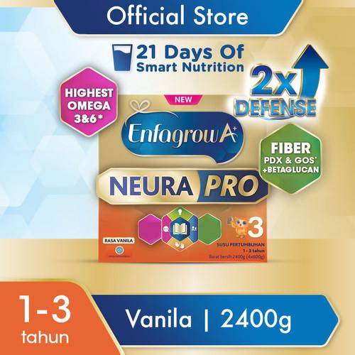 Foto Produk Enfagrow A+ 3 Susu Formula Vanila 2400g dari Enfa A+ Official Store