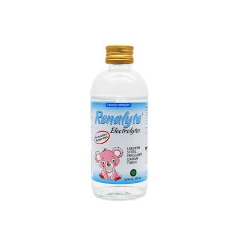 Foto Produk Renalyte   Minuman Oralit Pengganti Cairan Tubuh dari Fahrenheit Official