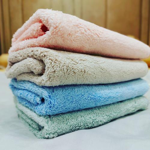Foto Produk Lap Serbaguna / Handuk Muka / Sapu Tangan POLOS - MICROFIBER dari M n M Towel Home Style