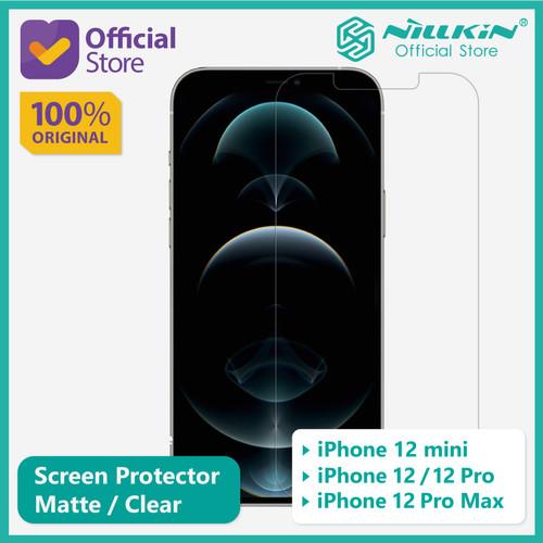 Foto Produk Screen Protector iPhone 12 / 12 Pro / 12 mini / 12 Pro Max Nillkin - Matte, 12 atau 12 Pro dari Nillkin Official