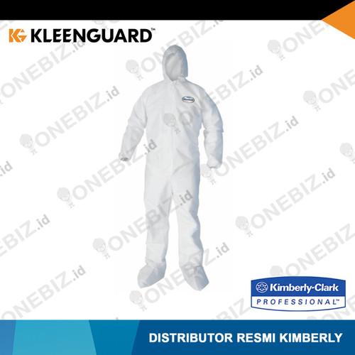 Foto Produk KLEENGUARD A40 REFLEX 47997 Liquid&Particle Protection Coveralls 10/XL dari ONEBIZ