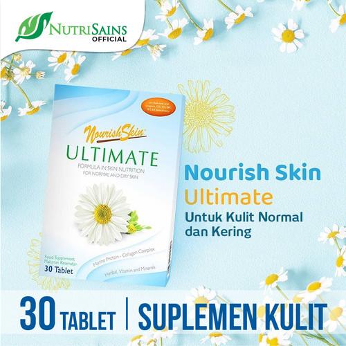 Foto Produk Nourish Skin Ultimate 30 Tablet dari Nutrisains Official