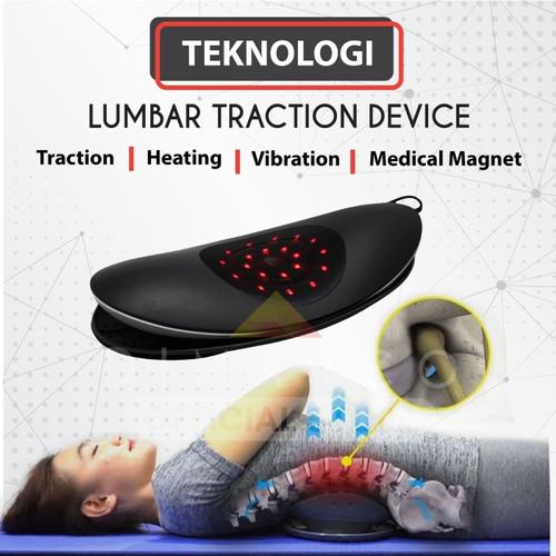 Foto Produk Terapi Sakit Pinggang - Lumbar Traction Device Low Back pain dari Dimarco Official Store