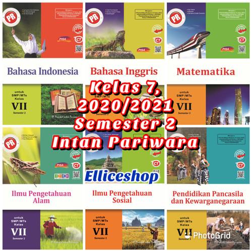 Foto Produk Buku PR/ LKS Kelas 7 Semester 2, Intan Pariwara - PPKN dari Ellice Shop