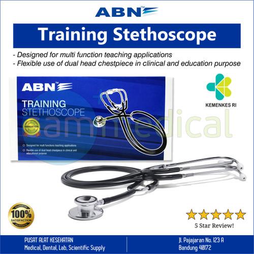 Foto Produk ABN Training Stethoscope Latihan Penggunaan Stetoskop dari SAM Medical
