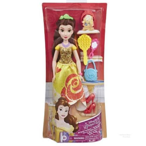 Foto Produk Boneka Disney Princess Rapunzel or Belle Be Bright Be Bold Doll Style - Kuning dari Mishana Shop