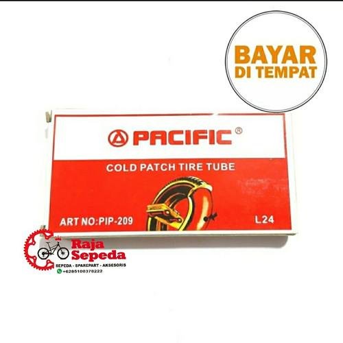 Foto Produk TAMBAL BAN SEPEDA / TIP TOP / COLD PATCH / TIRE REPAIR PACIFIC M48 dari Raja Sepeda makassar