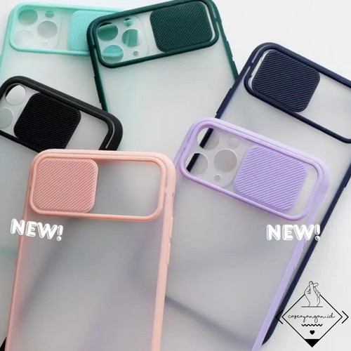 Foto Produk Camera Protection Clear Case Iphone 6 6S PLUS 7 8 X XS XR 11 PRO MAX - MINT GREEN, 6 6S dari Caseayangan ID