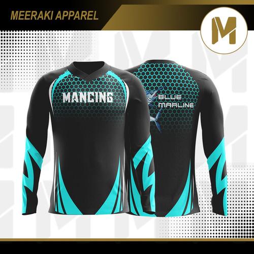 Foto Produk JERSEY MANCING PRINTING CUSTOM DESAIN - S dari Meeraki Sport Apparel
