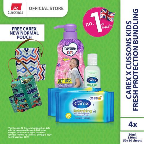 Foto Produk Carex x Cussons Kids Fresh Protection Bundling dari Cussons Official Store