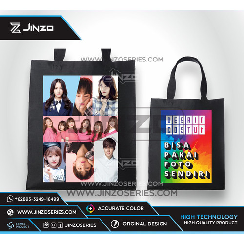 Foto Produk Sling Bag Custom dari Jinzo Series