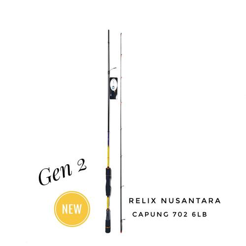 Foto Produk Rod Relix Nusantara Capung 702 dari Gudang Pancing Murah