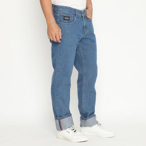 Foto Produk Papperdine 309 Bleach Straight Fit Celana Panjang Jeans Pria Denim - 27 dari Papperdine Jeans