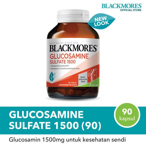 Foto Produk Blackmores Glucosamine Sulfate 1500 (90) dari Blackmores Wellness