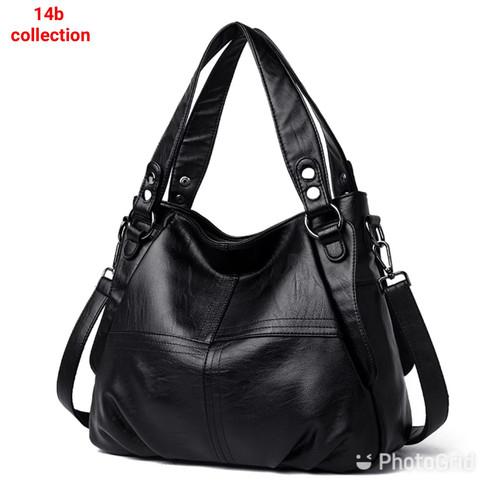 Foto Produk [ promo tas fashion batam ] tas selempang wanita branded lokal CHL07 - Hitam dari toko tas chaliz