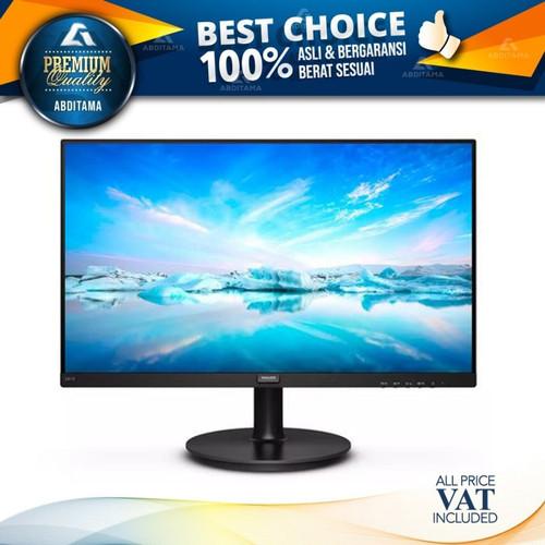 "Foto Produk Monitor LED PHILIPS 243V7 24"" 1920x1080 IPS VGA HDMI Frameless - 241V8 dari Abditama Official"