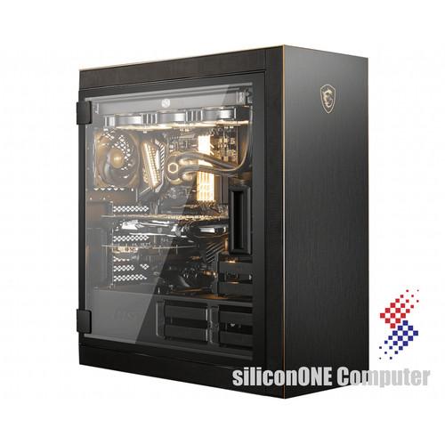 Foto Produk MSI MPG SEKIRA 500G [2x200+1x120FAN] EATX 2XTG EXTRACTABLE RADIATOR dari silicon ONE Computer