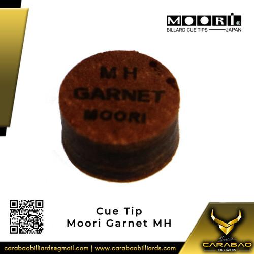 Foto Produk Moori Cue Tip Garnet (MH) dari Carabao Billiard Indo