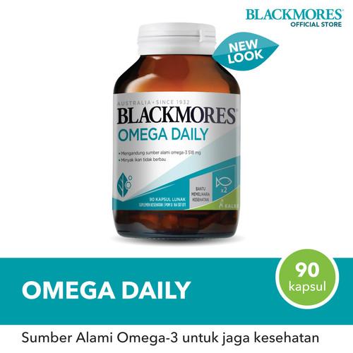 Foto Produk Blackmores Omega Daily (90) dari Blackmores Wellness