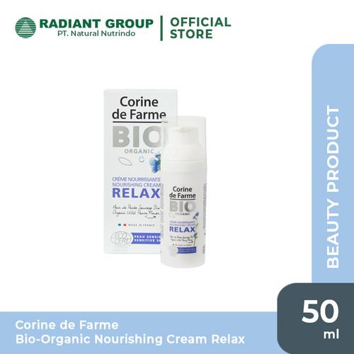 Foto Produk Corine de Farme Bio Organic Nourishing Cream Relax dari Natural Nutrindo