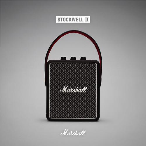 Foto Produk Speaker Portable Marshall Stockwell II - Hitam dari Marshall Official