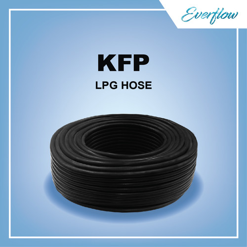 Foto Produk Selang Gas Kemanflex Lpg Hose 3/8 inch SNI 10 mtr dari Toko Everflow