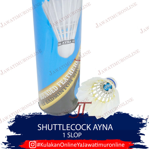 Foto Produk Shuttlecock Badminton AYNA / Shuttle Cock Badminton dari Jawatimuronline