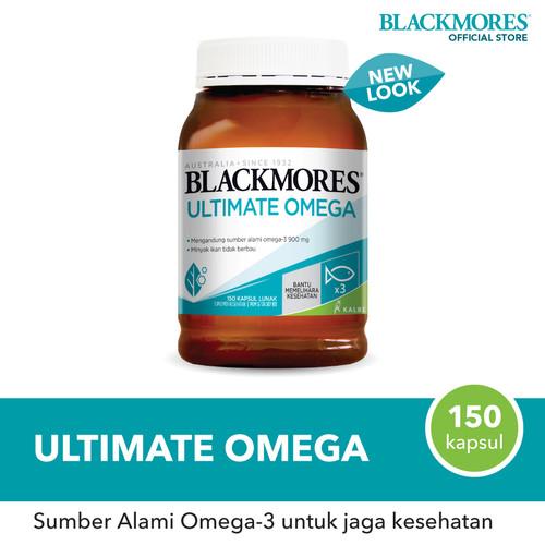 Foto Produk Blackmores Ultimate Omega (150) dari Blackmores Wellness