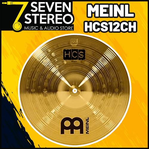 "Foto Produk Meinl Cymbal Hcs12ch 12"" [ 12 Inch ] Hcs China / Chinese Drum dari SEVEN STEREO"