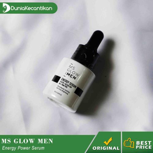 Foto Produk MS Glow Men Power Serum Original Serum MSGlow For Men dari DuniaKecantikan