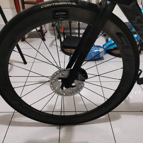 Foto Produk Wheelset superteam 50mm excl shimano disc brake dari IndoWebstorecom