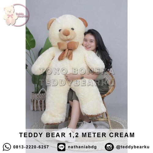 Foto Produk Jual Boneka Teddy Bear (Beruang) Jumbo 1,2 Meter dari TeddyBearKu
