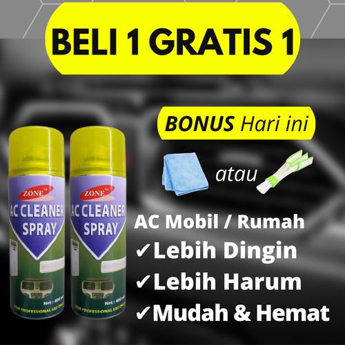 Foto Produk AC Refresher & Cleaner Spray - Pembersih pendingin pengharum Ac mobil - Bonus Sikat AC dari TAMOTO_Official