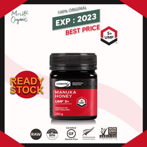 Foto Produk Comvita Honey UMF 5+ 250 g dari Mrs Organic