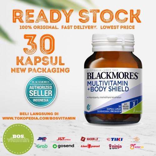 Foto Produk Blackmores Bio Ace Excell BPOM Kalbe - 30 Softgel dari Bos Vitamin