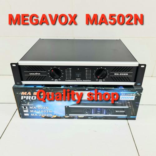 Foto Produk PALING MURAH!!!! POWER MEGAVOX MA-502 dari Quality eletronik