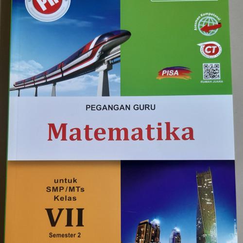 Jual Buku Kunci Jawaban Pr Matematika Kelas 7 Semester 2 Tahun 2020 2021 Kota Surabaya Toko Buku Surabay Tokopedia
